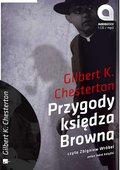 Przygody księdza Browna - audiobook mp3